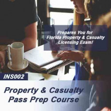 Property & Casualty Cram Course Flash Cards