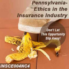 Pennsylvania - Ethics in the Insurance Industry (CE)