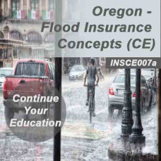 Oregon: 3hr CE - Flood Insurance Concepts