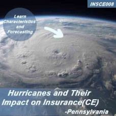 Pennsylvania - Hurricanes and their Impact on Insurance (CE)
