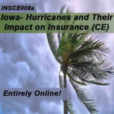 Iowa - Hurricanes and their Impact on Insurance (CE)